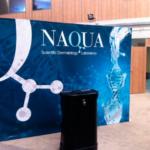 Lona publicitaria Naqua
